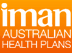 IMAN Health Insurance 457 Visa Logo